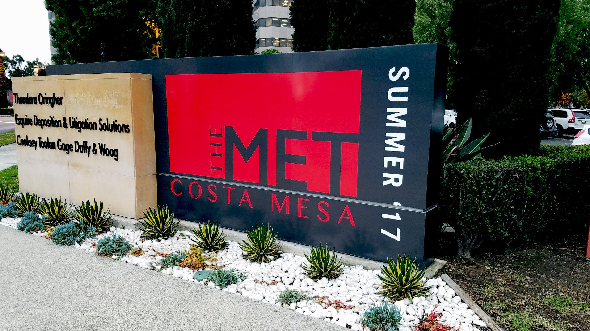 The MET Costa Mesa