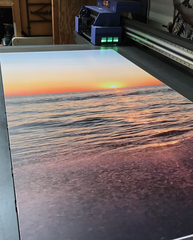 What a beautiful printed sunset😜🌅 #wideformat #printing #design #graphicdesign #print #stickers #wideformatprinting #color #business #largeformat #signs #vehiclewraps #banners #vinyl #irvine #california #digitalprinting #carwraps #copies #installation #quality #graphics #digitalprint #businesscards #decals #flyers #offset #advertisingagency #commercialprinter #2thrivemedia