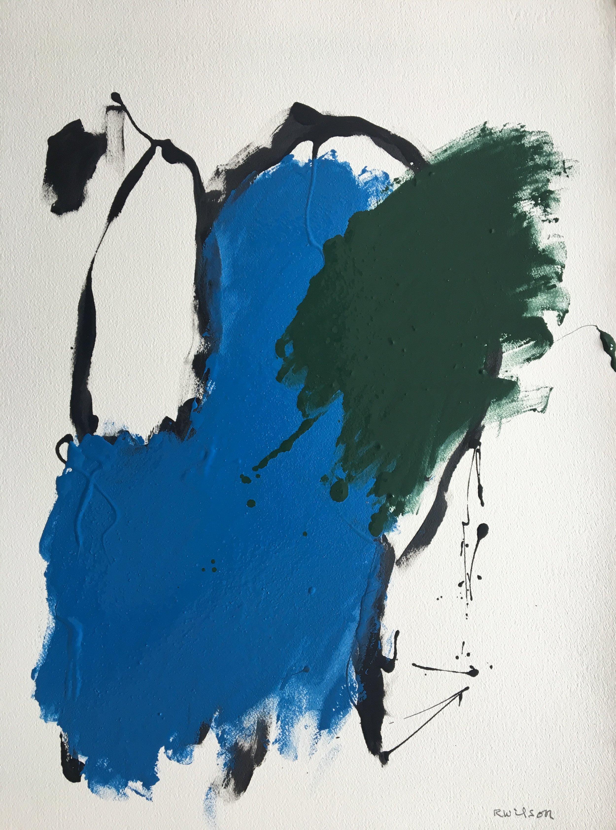 Blue Bouquet #2