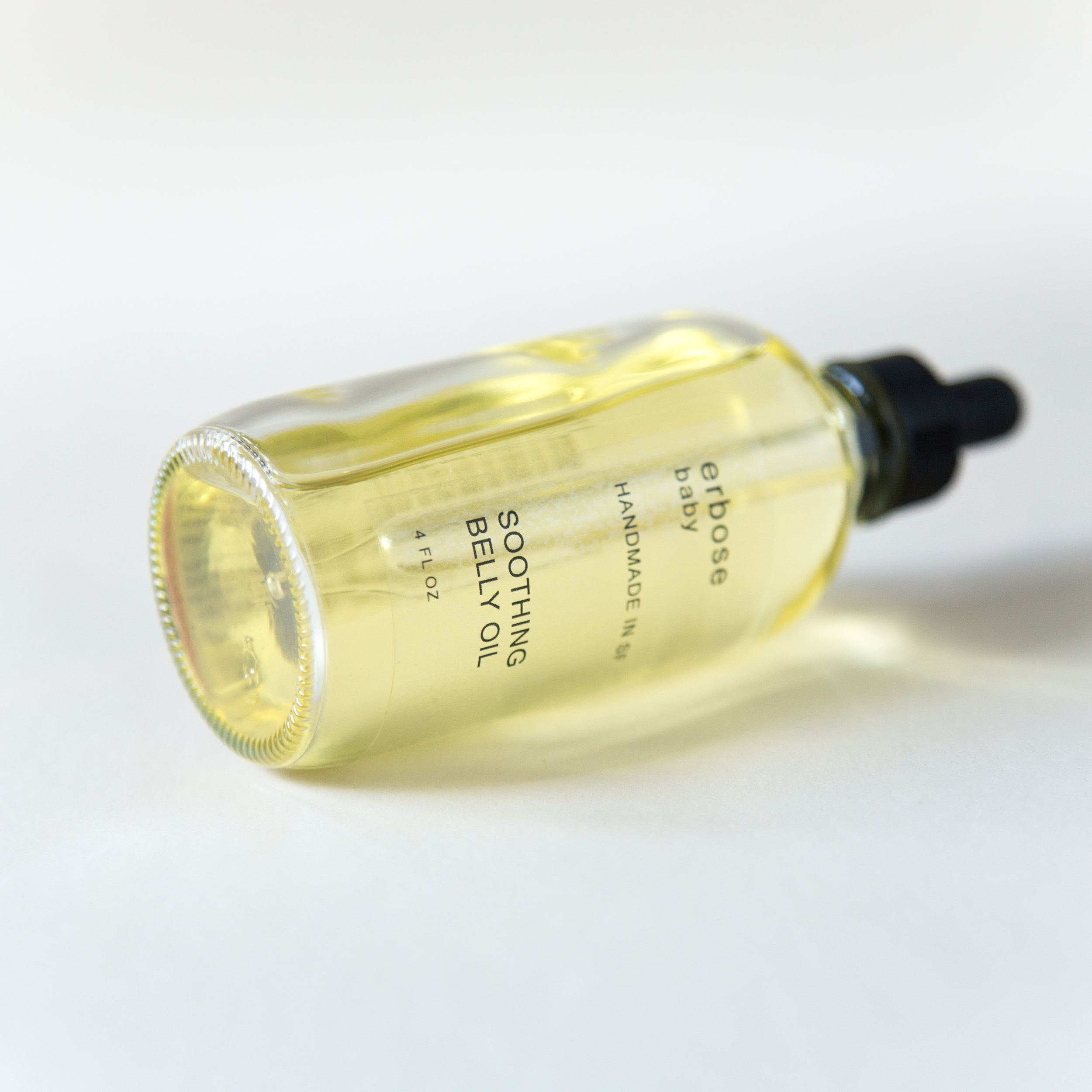 Soothing Belly Oil