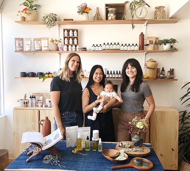 Providing products to encourage holistic living is a passion of ours. We are so excited to be joining the line up at Herb Folk in Petaluma, who share our passion by  making holistic healthcare accessible and affordable to the community. Visit their low cost community clinic, attend one of their events or classes, or stop by and shop Erbose and other great products!