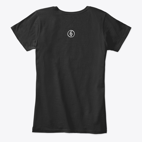 Women's Comfort Tee Retro T-Shirt with small Nido Logo