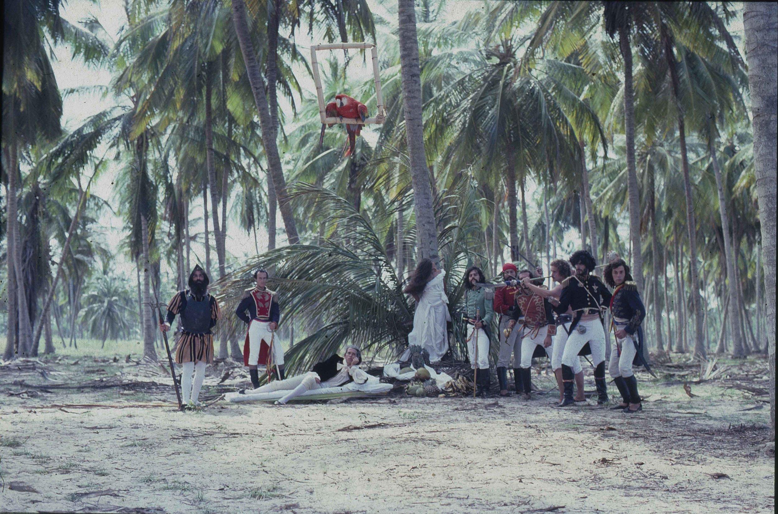 Diego Rísquez, Bolívar, a Tropical Symphony,  1981.