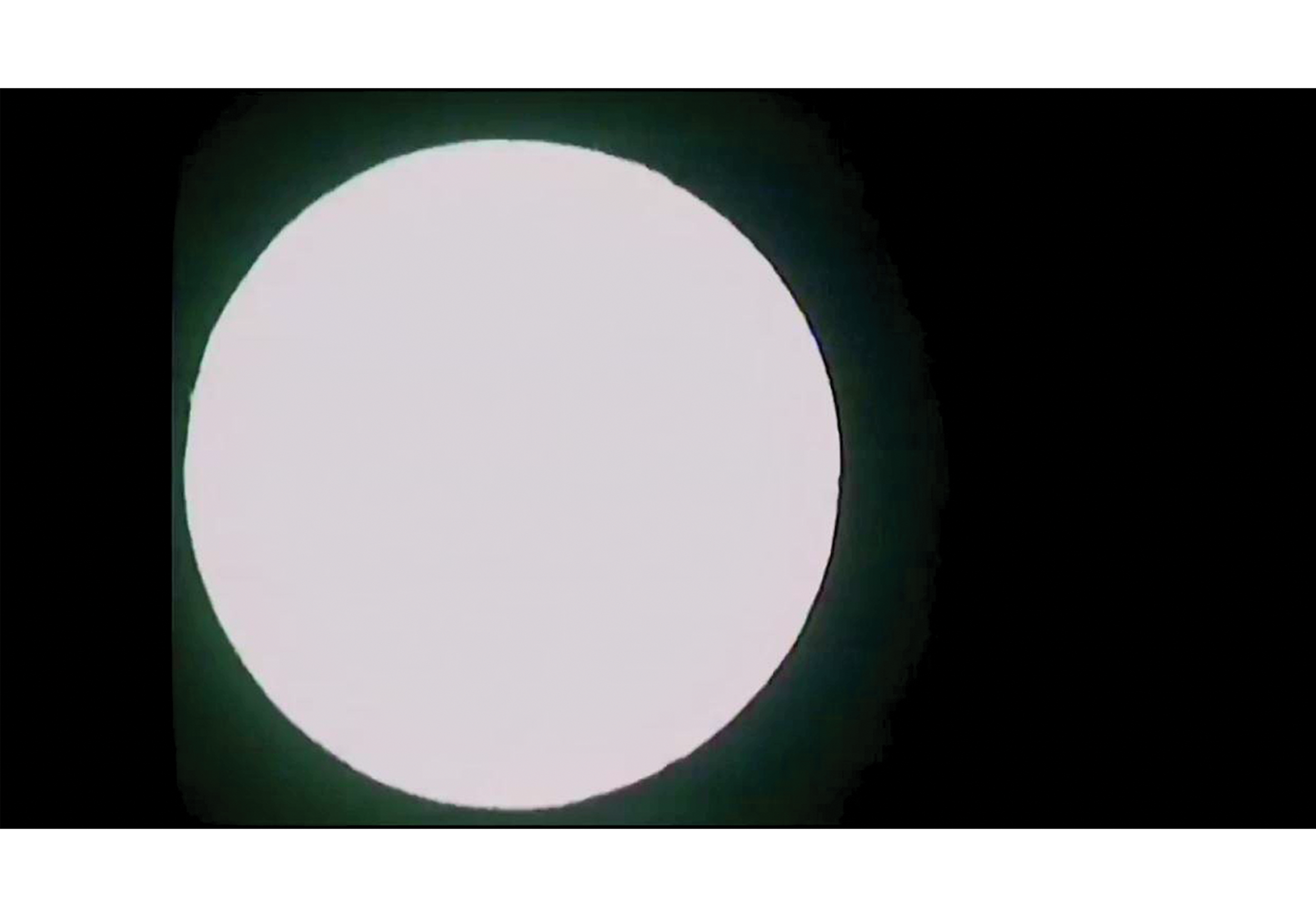 Still from  Keepin'Time Abstract ,  Steven McIntyre (2003).