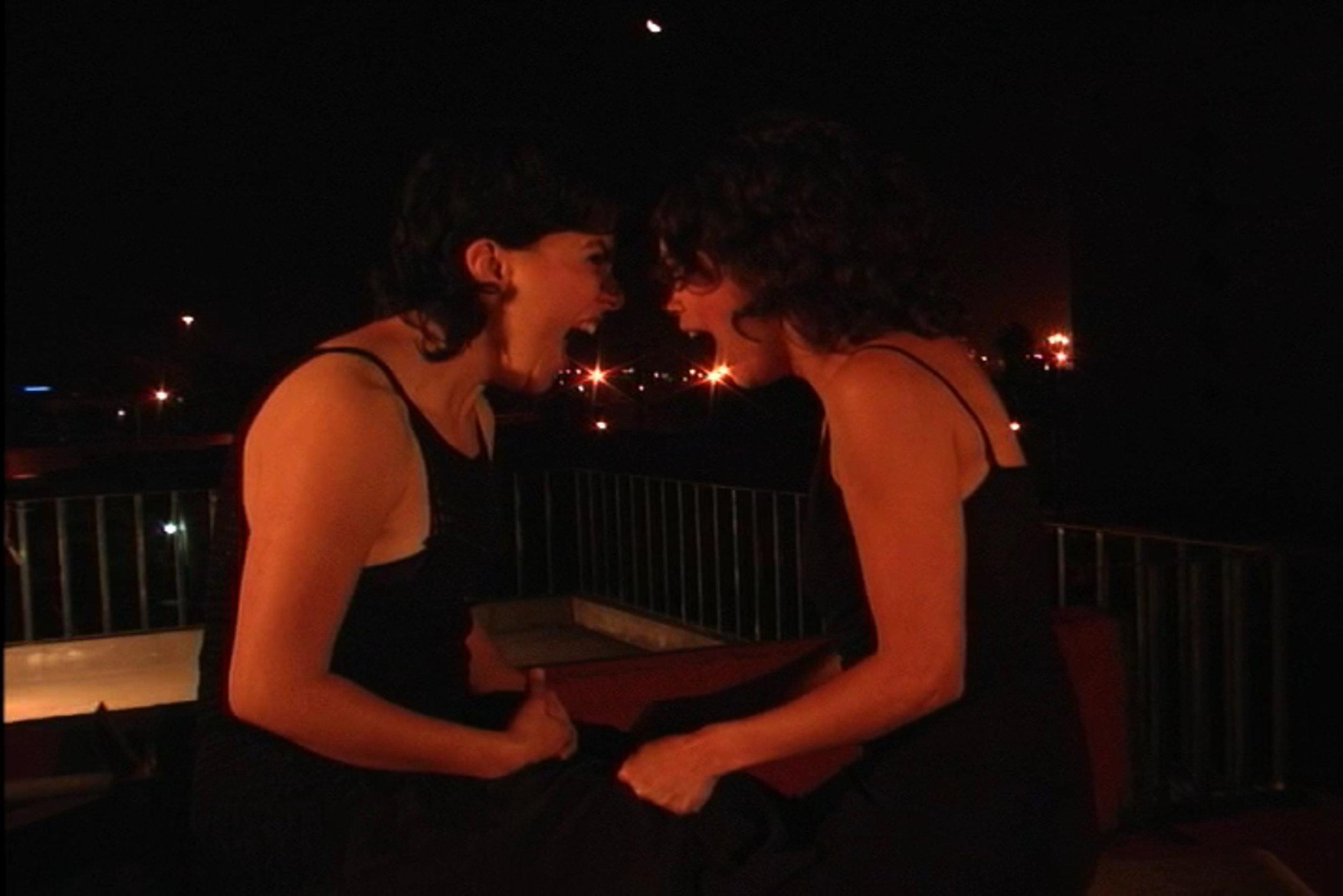 Still from  Candide , Patricia Montoya (2009).