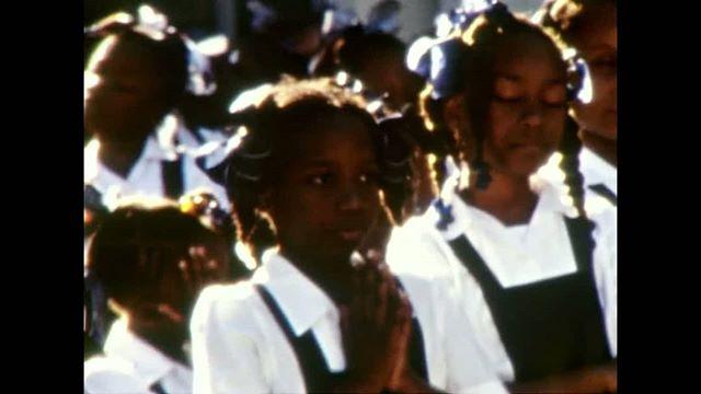 Our series continues at @museoreinasofia in Madrid with La Mirada Foránea Wednesday, March 13. Still from Louise Botkay's Vertières I, II, III (2014). More info at: https://www.ismismism.org/calendar/2019/3/13/la-mirada-fornea-en-museo-nacional-centro-de-arte-reina-sofa. @lafilmforum . . . #reinasofia #experimentalfilm #experimentalcinema #cineexperimental #haiti #brasil #madrid #losangeles #lafilmforum #super8