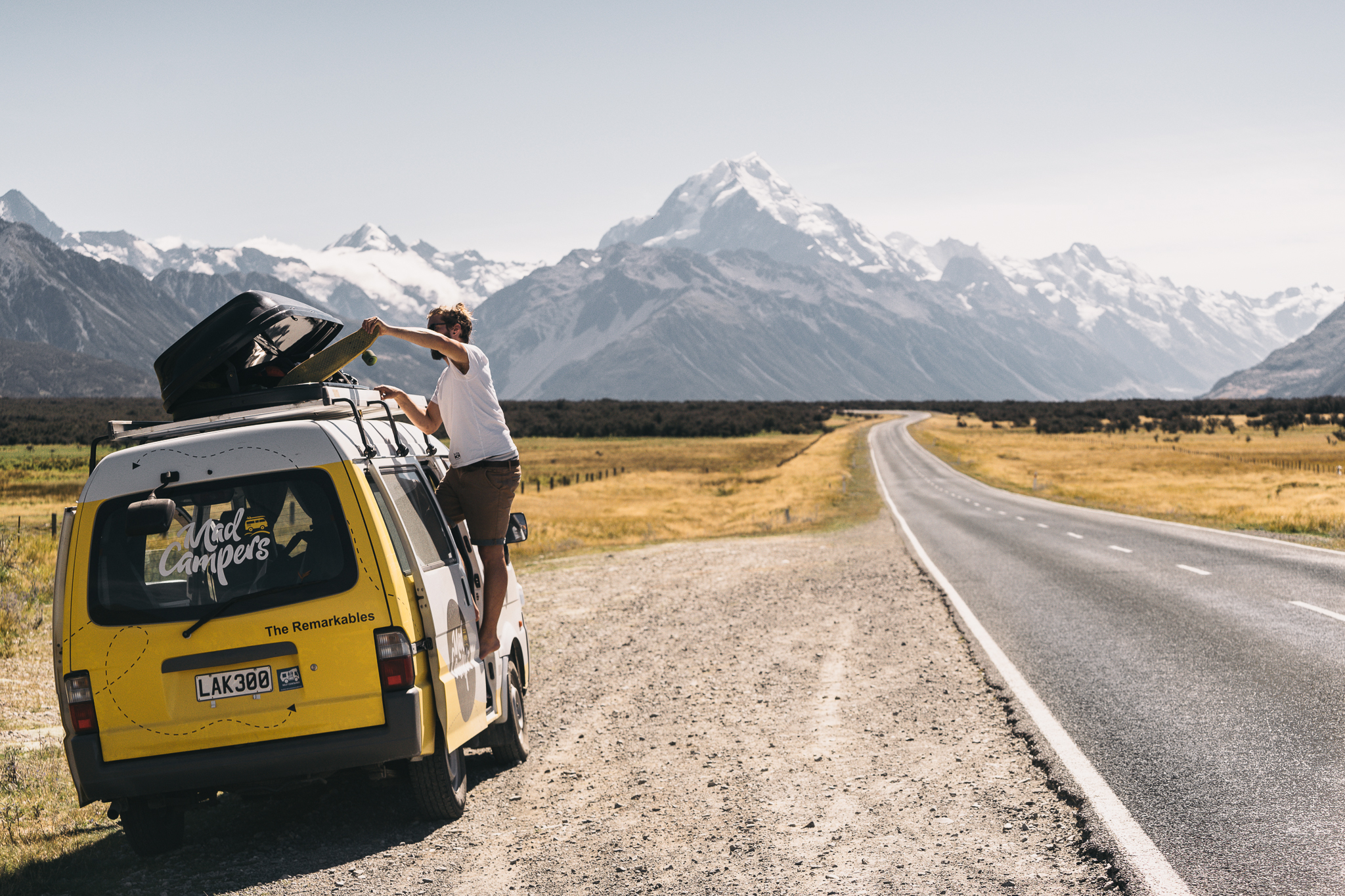 Get up close and personal with New Zealand's incredible scenery.