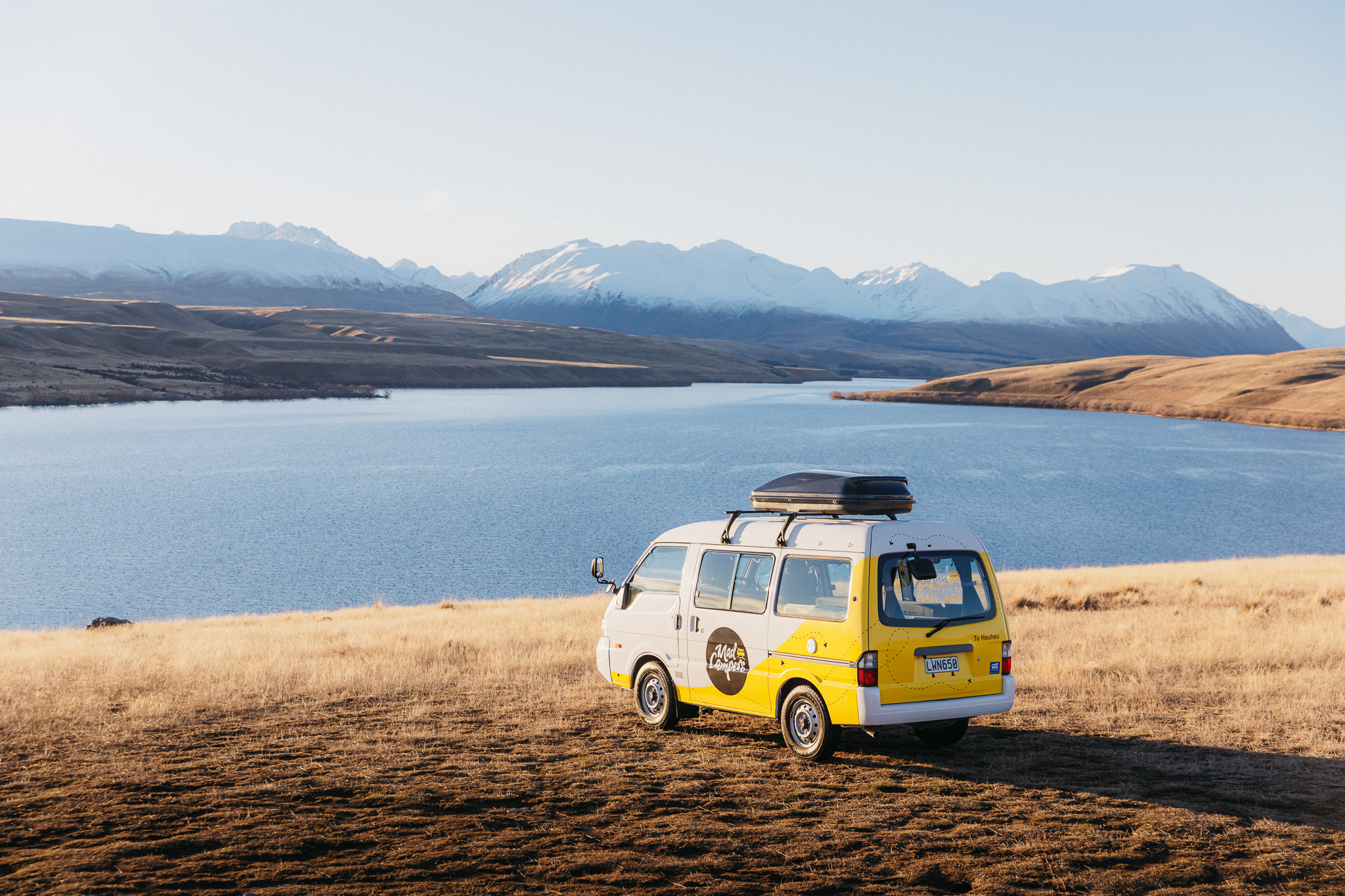 Best Campervan Rental New Zealand Mad Campers