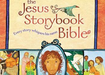 The Jesus Storybook Bible - Sally Lloyd-Jones