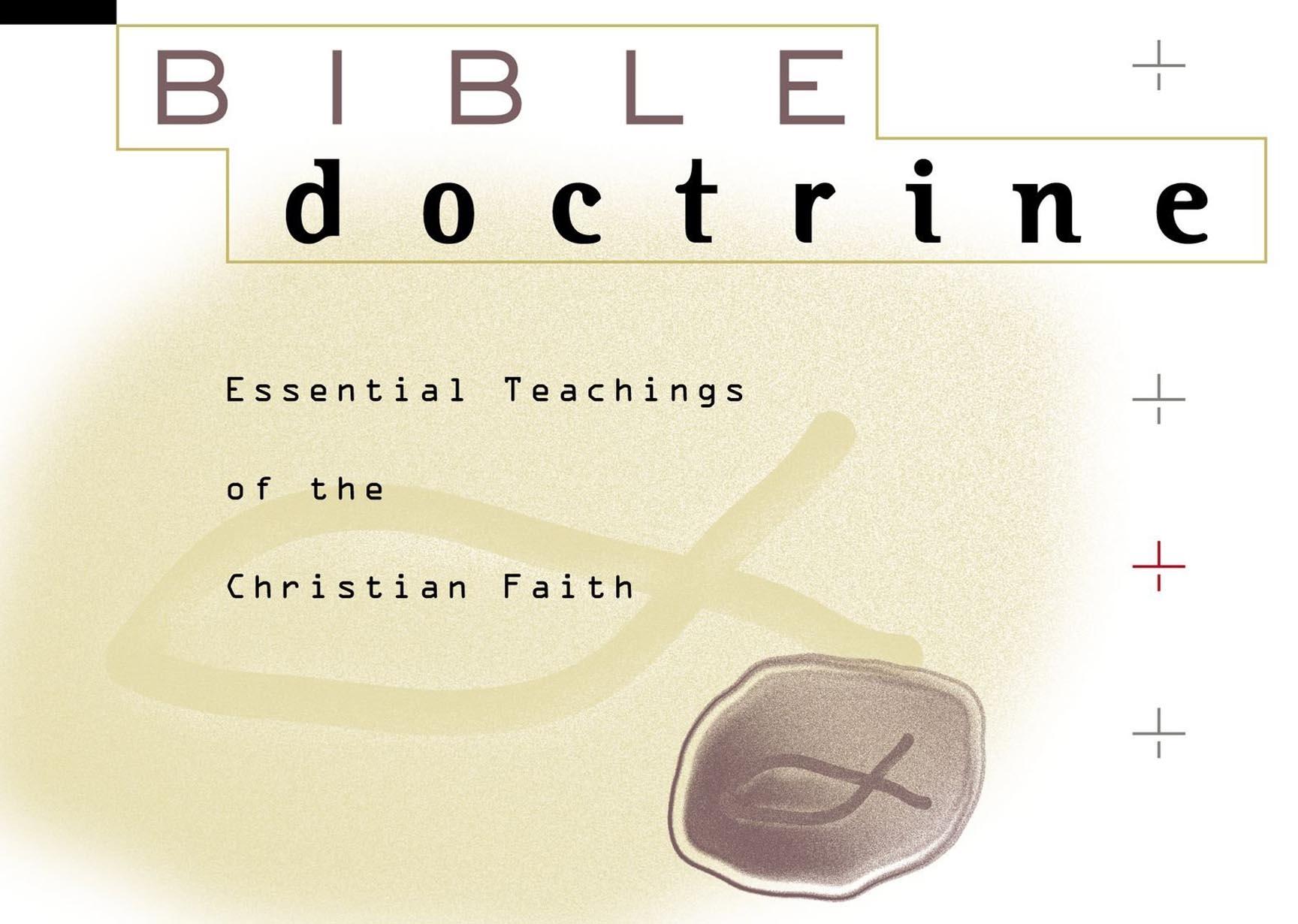 Bible Doctrine - Wayne Grudem