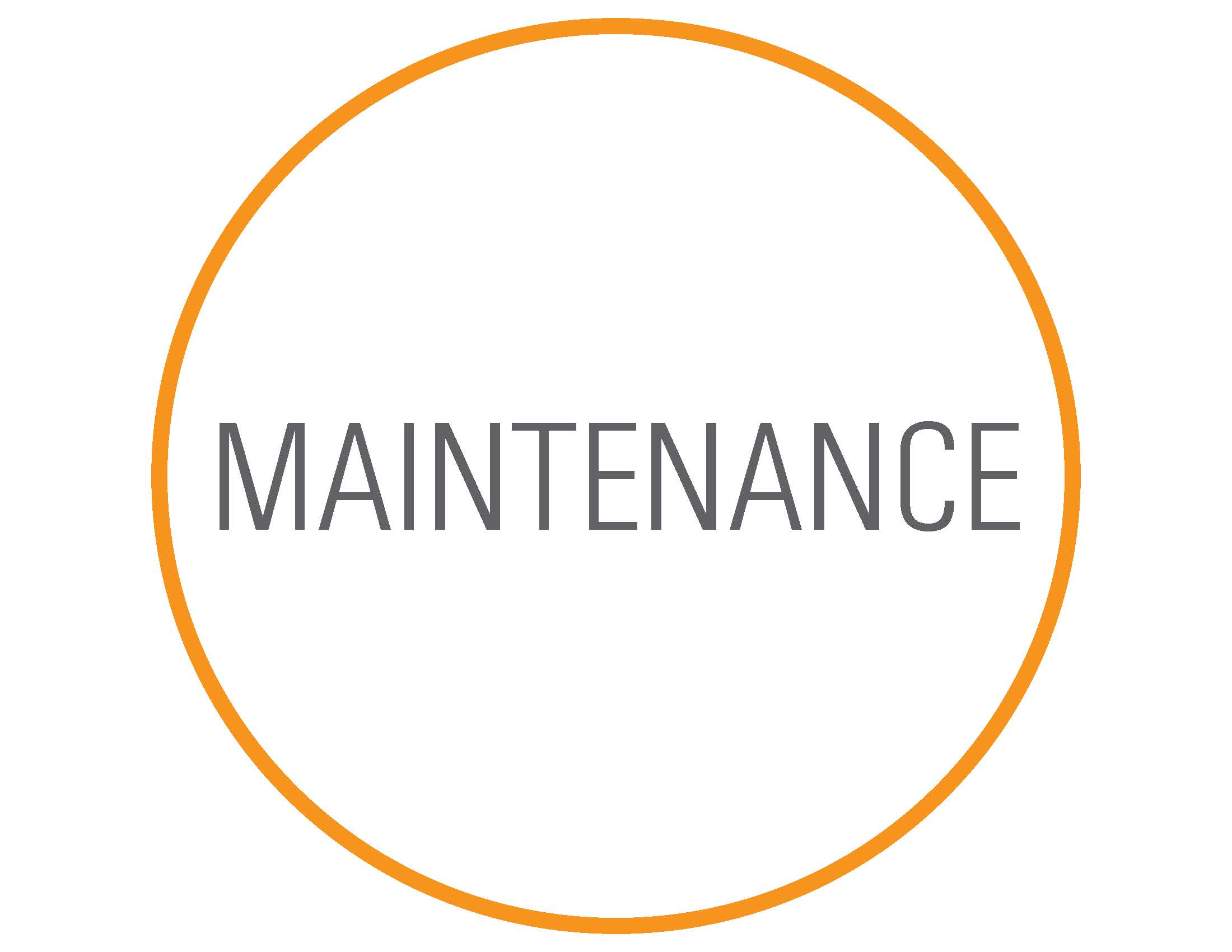 Copy of Maintenance