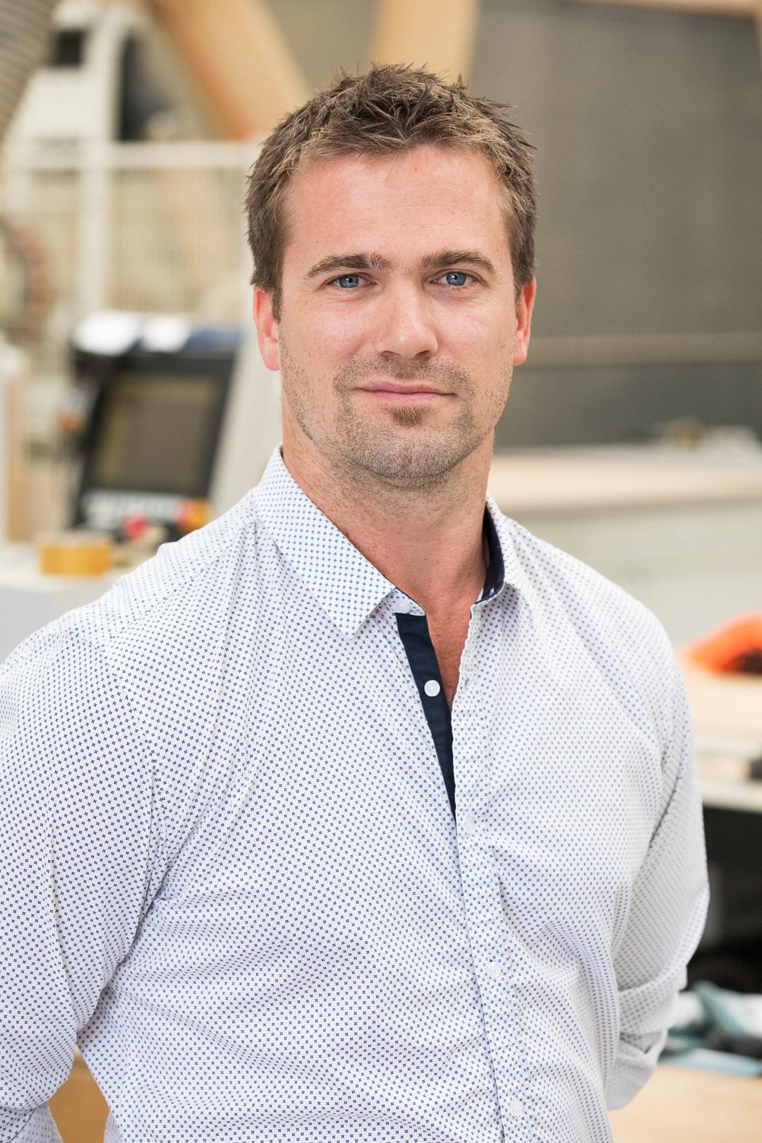 Matt Bainton- Project Manager