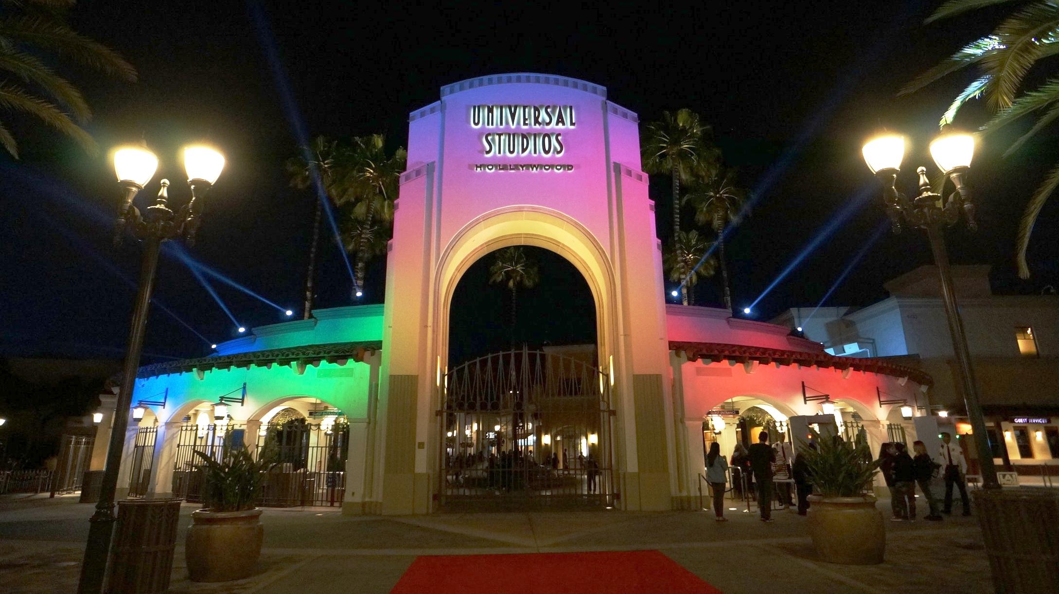 LA Pride 2017 - Universal Studios Hollywood