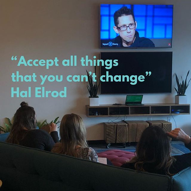 @impacttheory great interview with @hal_elrod!  #midweekmotivation #successquotes #success
