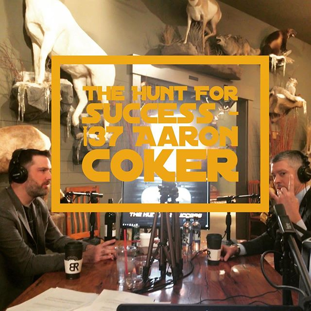 """Core Coach, Loan Officer, and Cyclist, Aaron Coker, comes on to discuss discipline, confidence, persistence and coaching.  If you are interested in business coaching this episode is for you. """"Do the work and good things will happen"""" -Link in bio-  #success #podcast #coaching #business #entrepreneur #thecorecoaches #discipline #vision #motivation"""