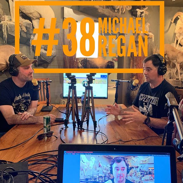 New Episode!  #38 @azregan Michael Reagan- This one is a must listen if you want to get your week off to the right start- link in bio  #buildingchampions #podcast #business #success #thehuntforsuccess #vision #passion #coaching #mindset #pruning #businessplan #thehuntforsuccesspodcast