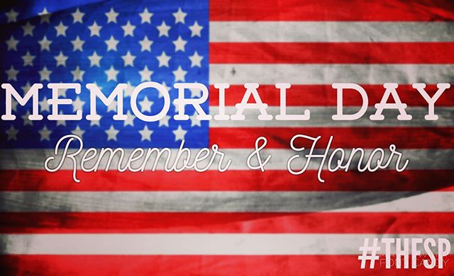 We at The Hunt For Success Podcast would like to dedicate this post to all of our service men and woman who have paid the ultimate sacrifice defending our freedoms. And to the families who have lost a loved one, our sincerest condolences. Thank you. #memorialday #thehuntforsuccesspodcast #thfsp
