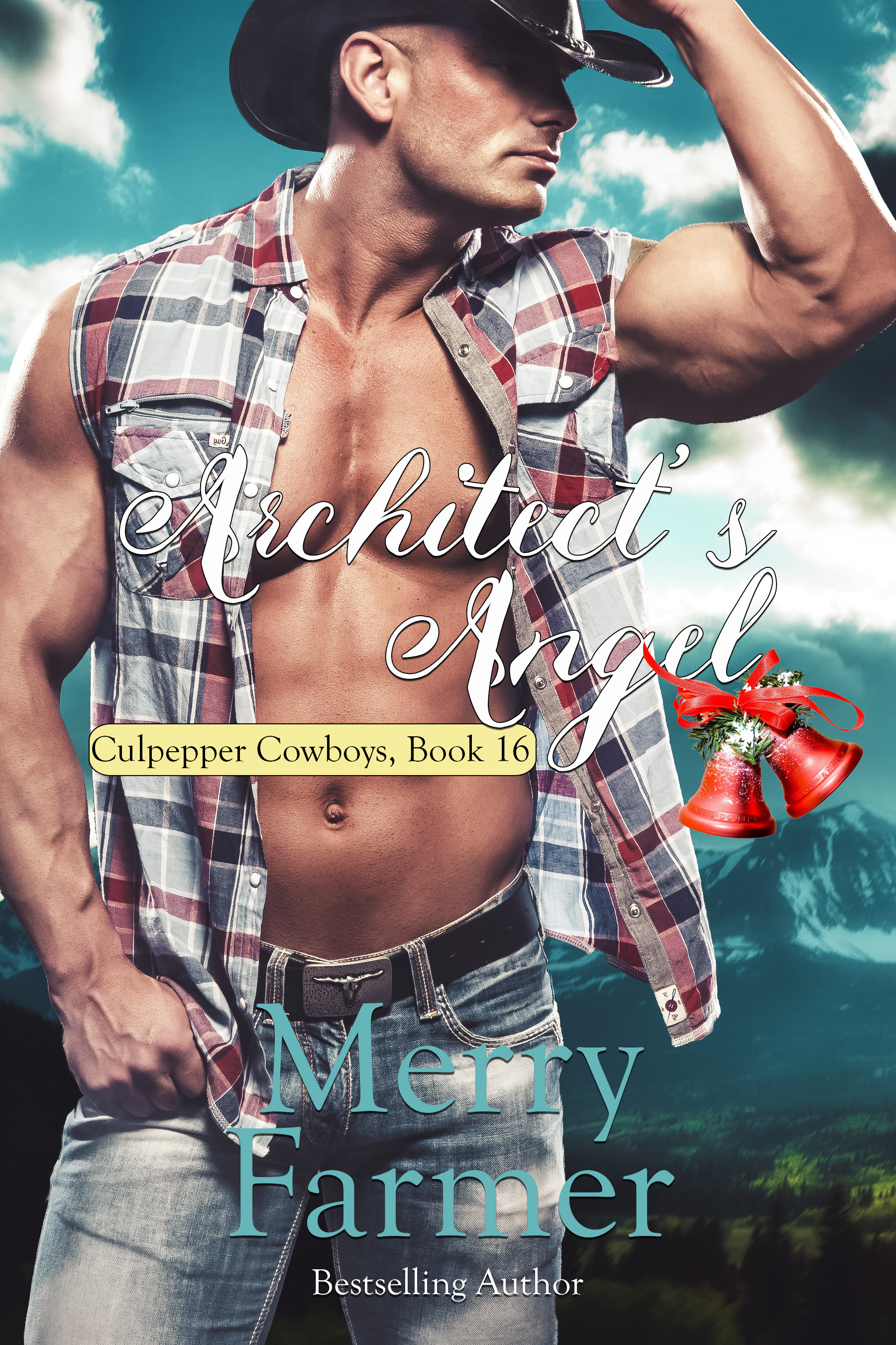 Architect's Angel (Book 16) - Tabby Ross and Arch O'Donnell were the perfect couple the summer before their senior year of high school. But when they both ran for senior class president, their romance fell apart. From that point on, the two of them developed an epic rivalry, playing pranks on each other and pitting them against each other on every level.Some things never change…Fifteen years later, both Tabby and Arch are back in Culpepper, and their rivalry burns as hot as ever. The pranks keep on coming—some of them a little more dangerous than they should be. But when the tables are turned on the passionate rivals, it's their turn to join forces to play the ultimate prank. Only, in the end, the joke might just be on them. Christmas and New Year's may turn out to be the perfect way for two enemies to become lifelong lovers.PLEASE BE ADVISED – Steam level - Hot