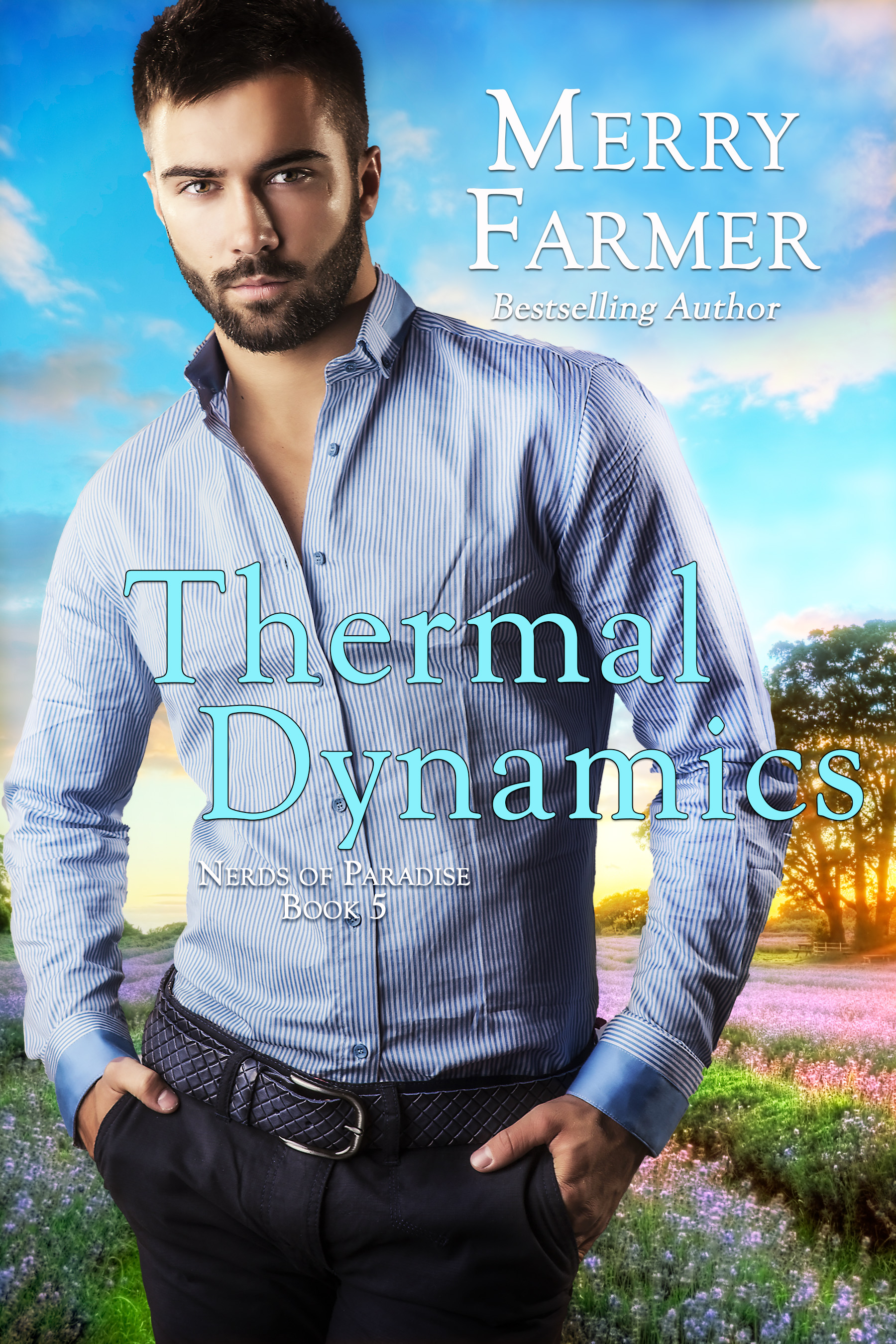 Thermal Dynamics (Book 5) - Lawyer Sandy Templesmith is a fighter at heart. Growing up as one of only a handful of black women in Haskell, Wyoming, she has worn her strength instead of her heart on her sleeve, especially with the likes of Ronny Bonneville panting after her. So when she meets Joginder Sandhu, she is finally able to breathe deeply, relax, and have fun.Until her old habits ruin everything.Jogi has never met a woman like Sandy, and even after their hot fling falls apart, he can't stop thinking about her. Not while tackling his work as an IT tech at Paradise Space Flight and not while pursuing his passion as a photographer. He still wants her, but pain and betrayal keep them apart.At least until the two are paired up for a sizzling dance competition.Forced to waltz, quick-step, and tango through their issues, Sandy and Jogi dance around each other and their failed attempt at love. But love has other plans. When the stakes of the competition are raised, so is the heat level between them. Their shared determination to beat the Bonnevilles could be their second chance at love.PLEASE BE ADVISED: Steam Level – Very Hot