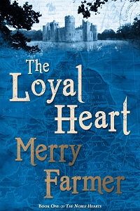 The Loyal Heart (Book 1) - Lady Aubrey has a problem. Several problems. Her childhood love, Ethan, has returned home from the Crusades, but he's more interested in winning his land back than wooing her. She has to rescue a pair of nuns who are being held prisoner in Derby Castle's tower by the sadistic Sheriff Buxton. And to top it all off, she's developing scandalous feelings for Buxton's lackey, the dark and devilish Crispin. Faced with all that what's a girl to do but don her disguise as the Derbywood Bandit and take matters into her own hands?Sir Crispin is at his wit's end. Not only does he have his hands full keeping Buxton from killing half the shire, now his arch nemesis, the Derbywood Bandit, has joined forces with his old rival, Ethan. And that's nothing compared to the burning torch he carries for his ex-fiancé, Lady Aubrey. He would do anything to win Aubrey's love …… until he suspects that there could be a closer connection between Aubrey and the Derbywood Bandit than anyone has guessed.