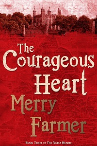 The Courageous Heart - He was the hero of the Holy Land, King Richard's favorite, a bold and courageous knight. But when Ethan Windale returned from the crusades he lost everything, his home, his pride, and his dearest friend. Years later, alone and adrift, his courage is tested once again when the fate of his old rivals falls into his hands. With one word he can destroy his enemies and regain the home he lost, but to do so he must betray the woman that even war and death couldn't drive from his heart.Joanna Dunkirke has sworn she will never forgive Ethan for leaving her or for his part in her brother's death. But when her master and mistress are imprisoned in the Tower of London it is Ethan who comes to her rescue. Caught between anger and a passion she has fought against for years, Joanna embroils herself in deadly court intrigue. When a shocking act of devotion changes everything she thought she knew about the man who destroyed her life, she must choose between her heart and her duty. But can she really trust Ethan?