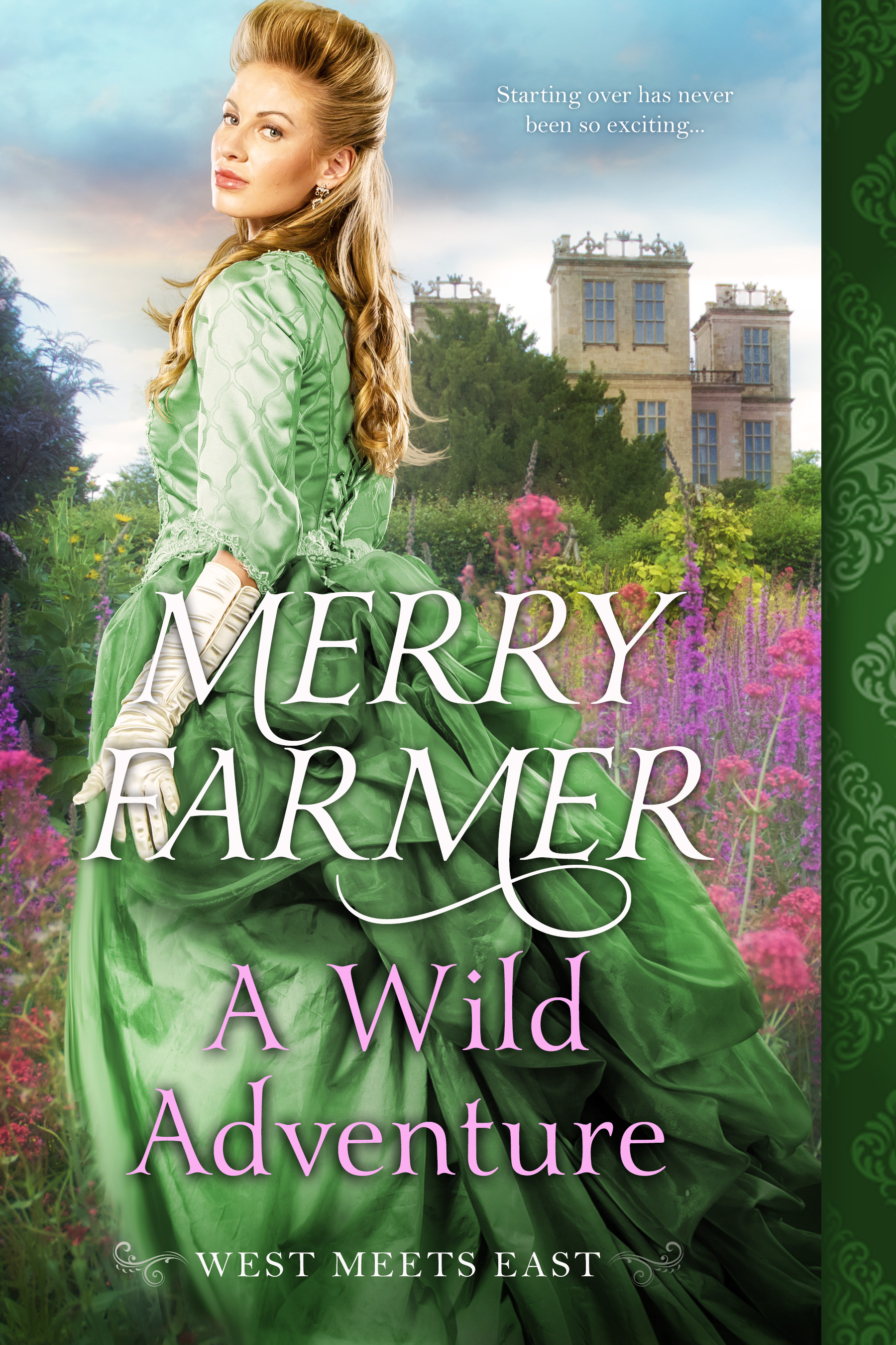 A Wild Adventure (Book 4) - After years of reluctantly living the wild life in Haskell, Wyoming, all Rose Rawlins wants is to settle down into a quiet position as a maid for the Bond family in Brynthwaite, England. She takes her position as nurse for charming and irascible Mr. Bond, and confidant of adventurous Miss Elaine Bond, seriously, vowing that nothing will get in the way of her duty to her new friends.Until handsome and tempting Dr. Isaac Newsome comes along.Widower Isaac Newsome doesn't feel as though he has anything to offer a woman, but from the first moment he lays eyes on Rose, that belief is challenged. Rose's refreshing, American ways breathe new life into what was becoming a stale existence. But in spite of the fiery attraction between them, Rose is holding something back.It takes a trio of mischievous young men from Brynthwaite Municipal Orphanage, all of Mr. Bond's wiles, a mysterious and regal bookseller, who is also new to town, and a daring boat race to bring Rose and Isaac together, but even then, will a sudden tragedy pull them apart?PLEASE BE ADVISED: Steam Level – Hot