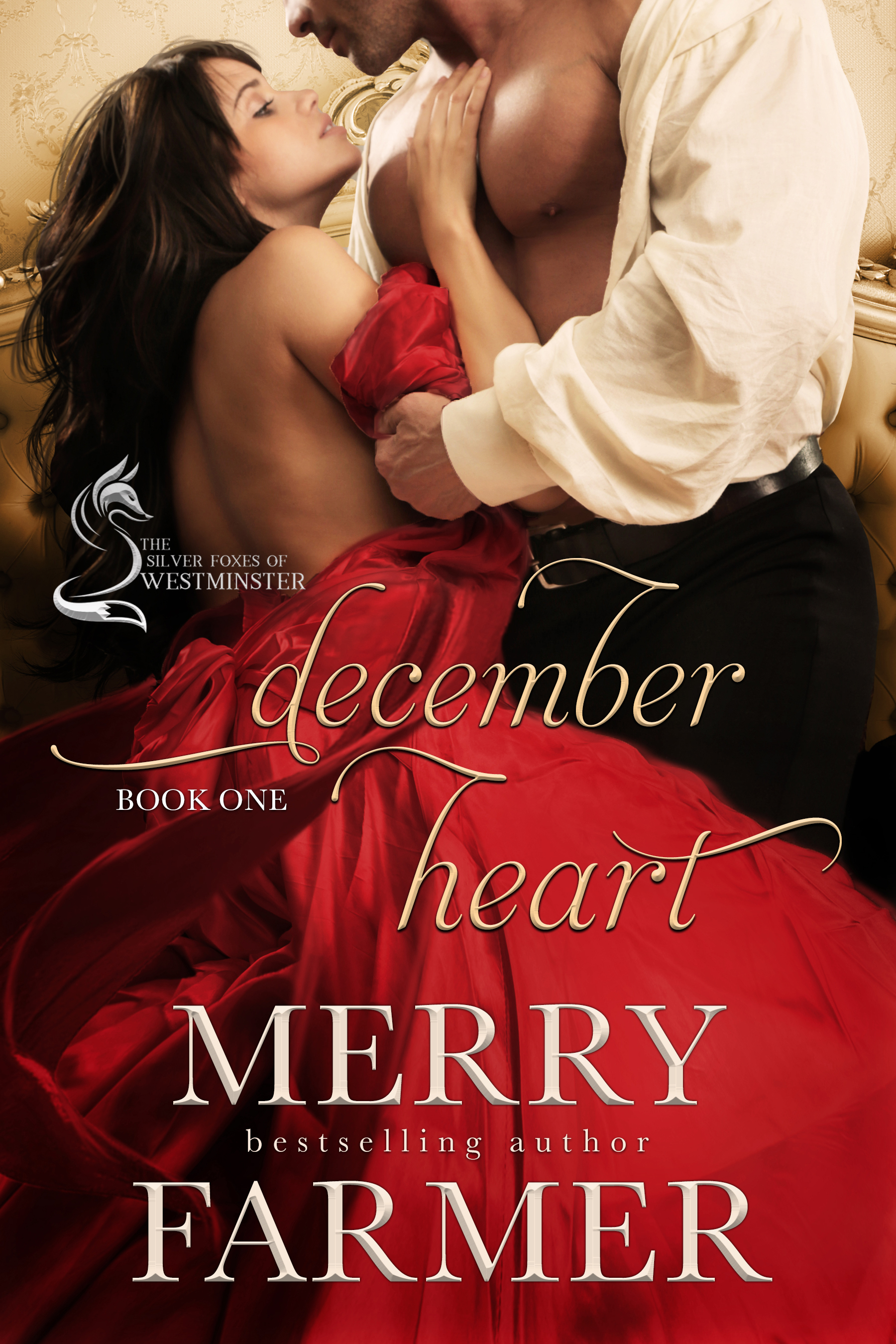 December Heart (Book One) - At twenty-seven years old, Mariah Travers has become what she most feared—a spinster and a perpetual adolescent in the eyes of her family and the law. But her fortunes change when her father announces that he has promised her hand in marriage to an old friend and colleague in the House of Lords. Lord Peter deVere, Earl of Dunsford, is not at all who Mariah imagined marrying, but she is willing to take a chance on the older man in order to gain the freedom that only married women are allowed.After a tragic marriage that stretched on for two decades, Peter is hesitant to marry again. But he needs an heir, or else his dastardly nephew, Lord William, will inherit everything he's worked his entire life to build. But when he meets Mariah, sparks fly that neither of them expected. Their unlikely match stands a chance of giving each of them all the things they never realized they needed.But trouble abounds when the mine that has provided Peter with his fortune is exhausted and the search for new veins of copper begins. On top of that, Lord William isn't about to stand by and watch his inheritance disappear. His efforts to drive a wedge between Peter and Mariah cause havoc and heartbreak at Starcross Castle, which will take an act of heroic devotion to overcome as Peter sets out to prove that true love is ageless.PLEASE BE ADVISED – Steam Level – Very Hot!