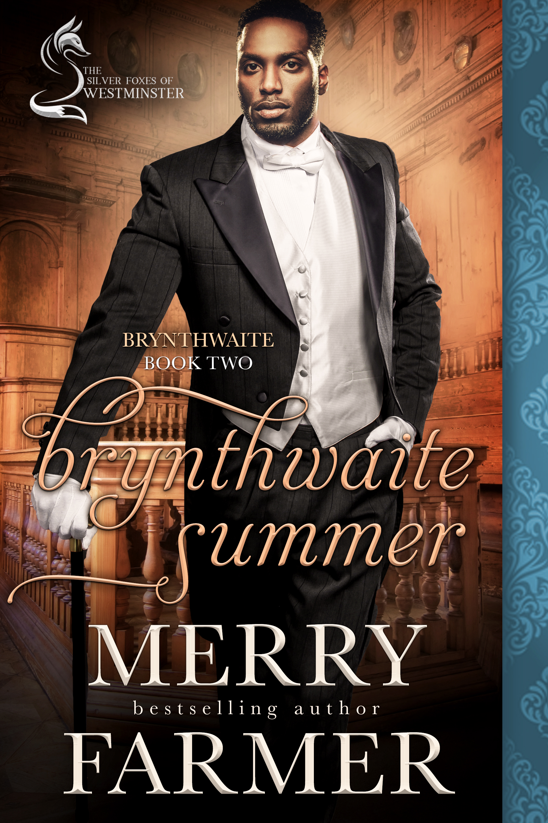 Brynthwaite Summer (Brynthwaite Book Two) - Agatha Crimpley is the happiest woman in the cozy, lakeside town of Brynthwaite. She is liked and respected, her father is all set to entrust her with a great deal of responsibility, and she is in love with the dashing and intelligent Mr. Andrew Noble. But Aggie is about to discover that even in the modern and progressive 1880s, who a woman gives her heart to can have shocking consequences.Andrew Noble might have been born in Africa, but after being raised in England by white parents, he considers himself as much an Englishman as anyone else. But he is not foolish enough to think that falling in love with Aggie will be easy, and when a letter arrives from a former colleague of his adopted father's, hinting that his origins might not be what he thinks they are, his life takes a major turn.Can Aggie and Andrew's love survive the shock of a major turn of fortune? Or will a careless indiscretion prove to Aggie that one's reputation is only skin deep?Please Be Advised – Steam Level: HOT