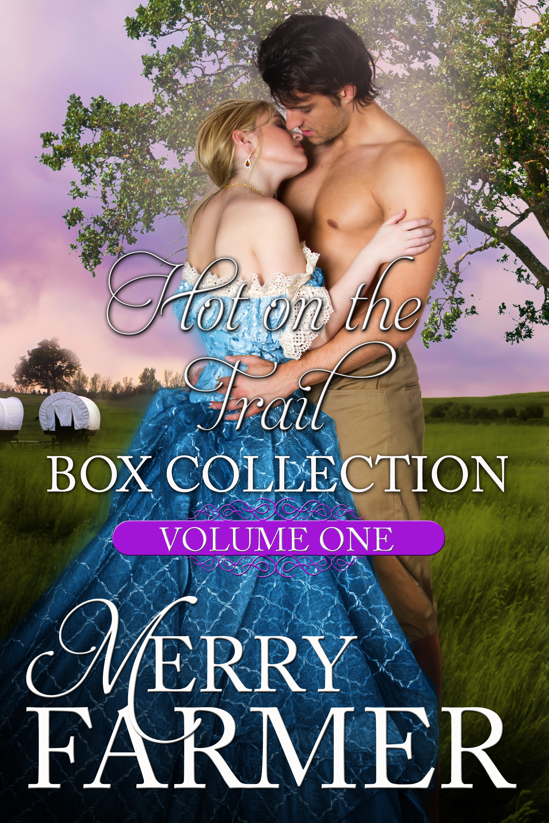 Hot on the Trail: Box Collection (Volume 1) - The first three books of the popular Hot on the Trail series are together here for the first time, along with an all-new short story, A Haskell Christmas Reunion! Each book is a stand-alone that can be read without having read the others.Box Collection includes:Trail of KissesTrail of HopeTrail of LongingA Haskell Christmas ReunionPLEASE BE ADVISED: Steam Level – Very Hot