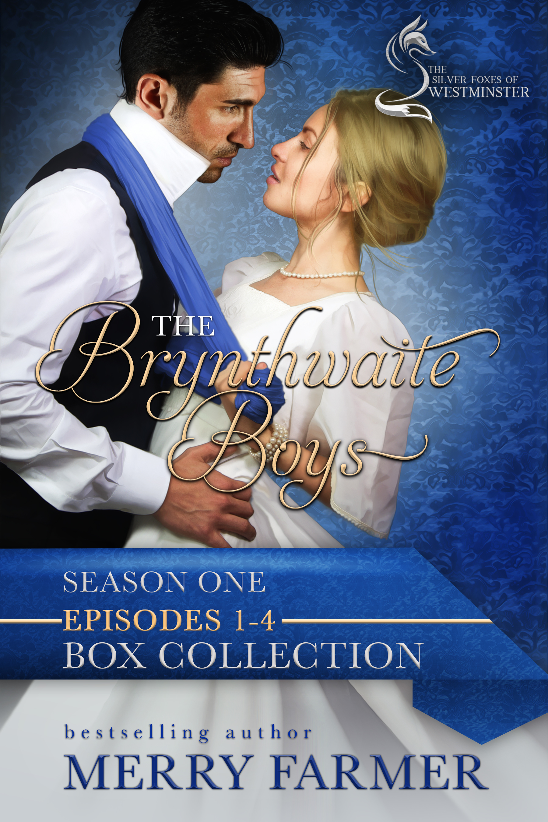 The Brynthwaite BoysSeason One: Episodes 1-4 - Episode One – A Promising Start:After leaving Brynthwaite 15 years earlier, Jason Throckmorton has clawed his way to the top of the business world, making a name for himself as a hotelier. Now he is building a luxury hotel in Brynthwaite to draw wealthy tourists to the Lake District. But his real designs are on Lady Elizabeth, the woman he has obsessed about since he was a boy. Jason has a dark secret, though. But help comes in the form of the clever and insightful Flossie Stowe, a maid Jason hires to work in his hotel—a woman who harbors secrets of her own.Dr. Marshall Pycroft left Brynthwaite to become a doctor, making a name for himself in London. When Brynthwaite Municipal Orphanage was converted into Brynthwaite Hospital, he returned home to head it, taking his London wife and three daughters with him. Marshall has his hands full between the understaffed, under-funded hospital and his shrewish, overbearing wife. Until Dr. Alexandra Dyson, a lady in her own right as well as a qualified doctor, ask to work with him. But Alexandra's mother has other plans for her disobedient doctor—plans that could land the hospital in hot water.Lawrence Smith never truly left Brynthwaite. As the local blacksmith, he plays a pivotal role in town, but as a well-known hedonist and reputed practitioner of old, pagan ways, he is both a subject of fascination and speculation. When a mysterious woman arrives on his doorstep with no memory, speculation runs rampant. How long will it take before her past catches up to her and puts Lawrence in danger?Episode Two – A Dangerous Corner:Still without her memory, Matty begins to adjust to Lawrence and the forge. Though haunted bits of her past assail her, she feels safe…but for how long?Alexandra has at last found a way to be happy in her new home in Brynthwaite. She and Marshall get along perfectly as colleagues at the hospital. But all that is threatened when Lady Charlotte suspects that Alex has
