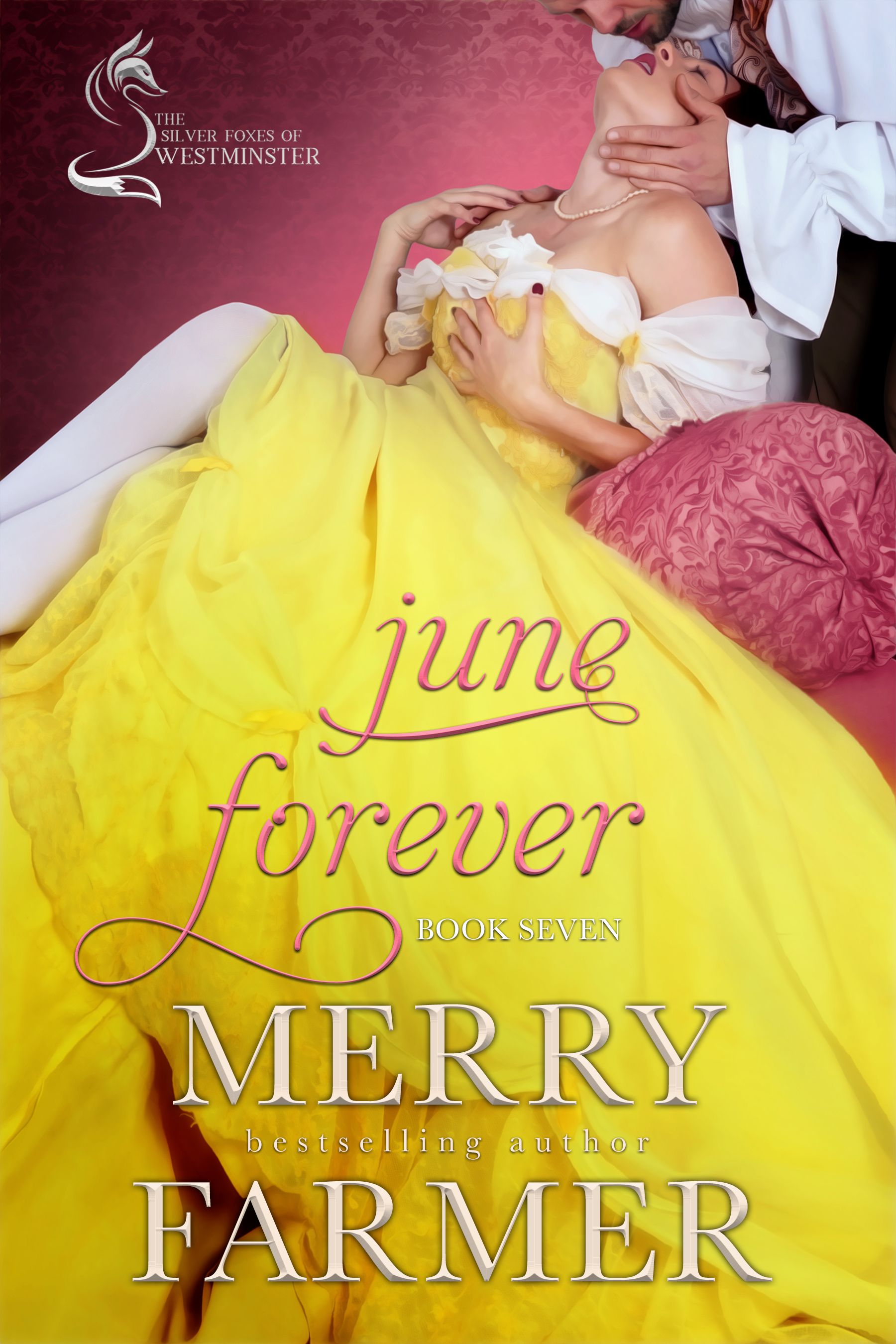 June Forever (Book Seven) - Miss Victoria Travers's life was over. After being traumatized at the hands of a man years ago, she has secluded herself at Starcross Castle, helping her sister, Lady Mariah, raise her growing family. But being an aunt isn't enough for Vicky. She longs for children of her own, but getting them means marriage, and marriage means making herself vulnerable to a man's desires, something she swore she'd never do again.Sir Christopher Dowland is widely considered the most mild-mannered, bland gentleman in Cornwall and potentially the perfect husband for Vicky. But Christopher wants to be so much more than the underestimated country squire everyone supposes him to be. He sees himself as a champion of the rights of women, particularly on the eve of a game-changing vote on the Married Women's Property Act. Vicky and Christopher enter a businesslike engagement which seems as though it will lead to a boring, passionless marriage…until the two meet while in disguise at a masquerade ball, and everything changes. While Christopher knows full well who Vicky is, she is swept off her feet by the dashing and gallant mystery man who makes her smile, laugh, and feel free for the first time in years. But when their ongoing, masked flirtation takes a turn neither expect, Christopher could find himself both winning the girl and losing her forever at the same time….PLEASE BE ADVISED: Steam Level – Very Hot