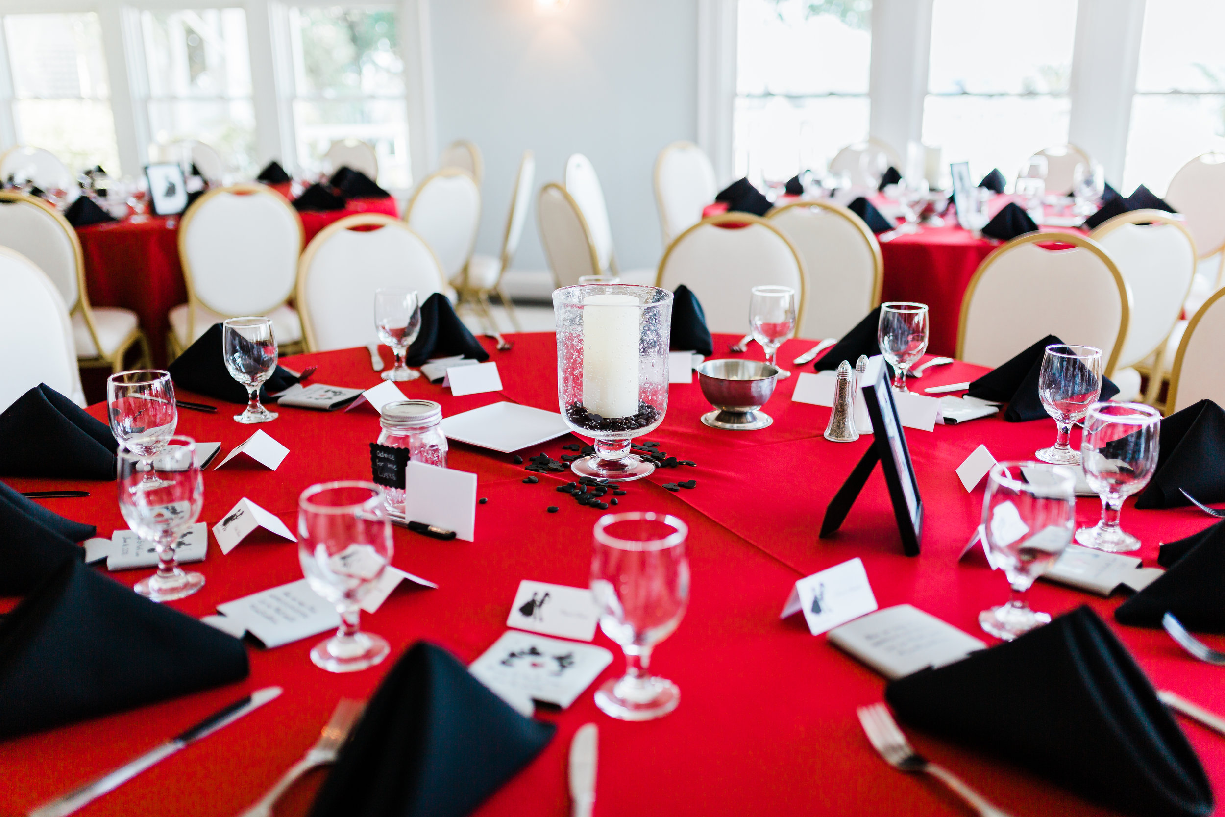 wedding reception at kurtz's beach in pasadena, md - maryland wedding photographer - disney wedding inspiration