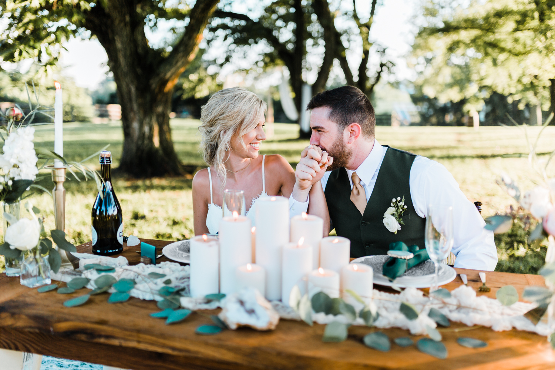 romantic wedding venues in maryland - bohemian wedding ideas - green weddings