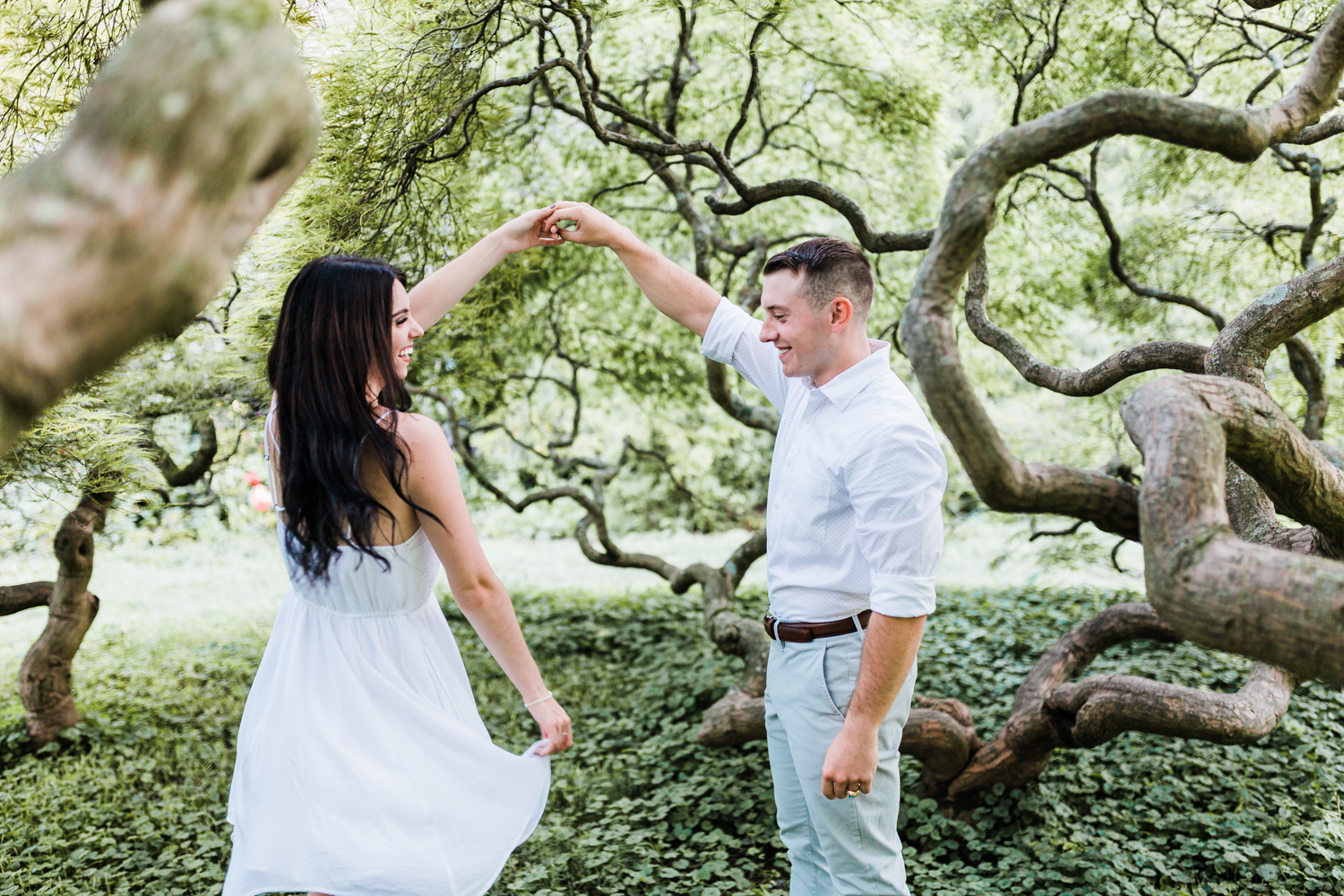 best wedding venues in baltimore, maryland - unique engagement session locations in maryland