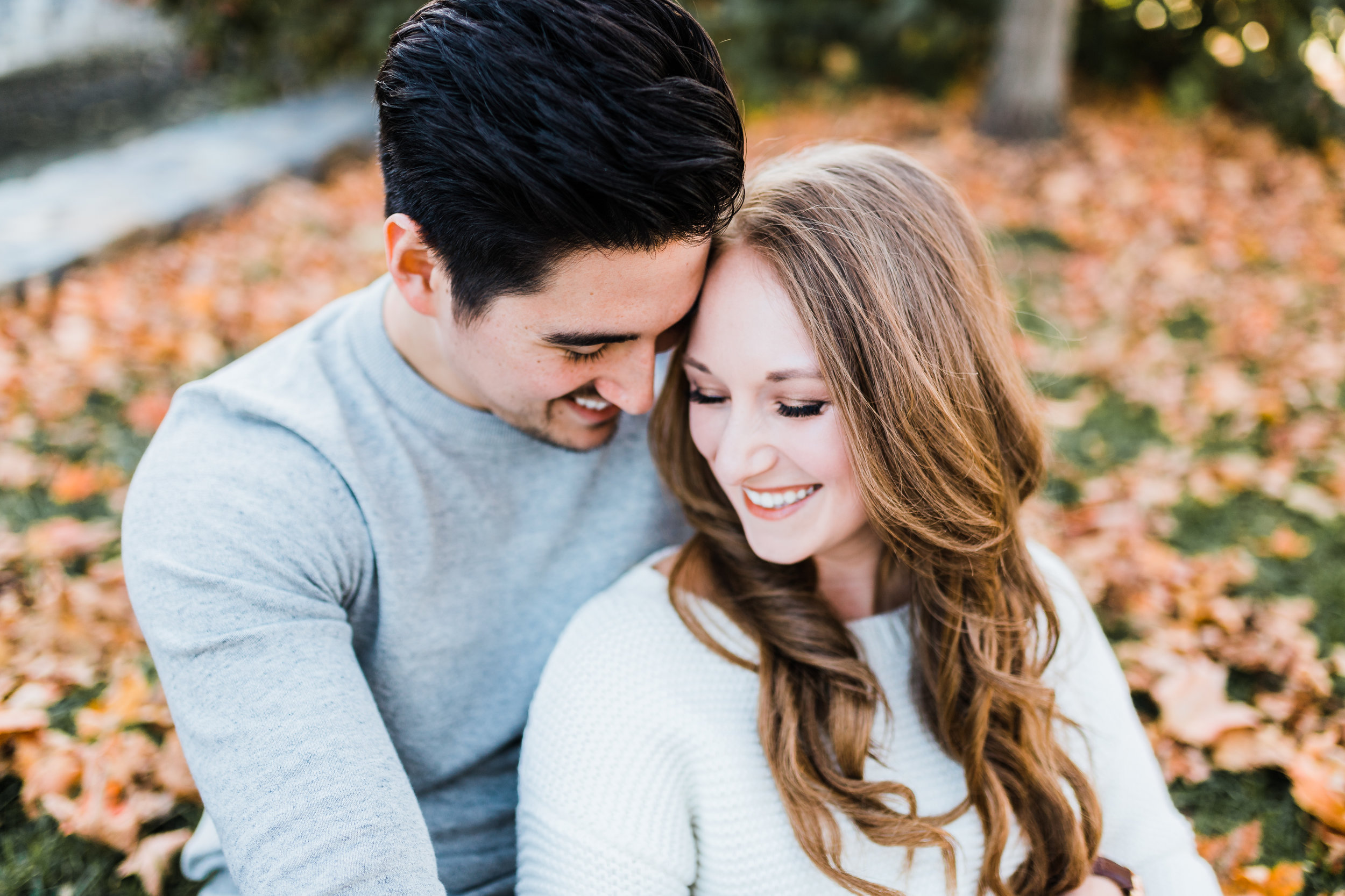 husband and wife team in Maryland - weddings, engagements, boudoir, and family