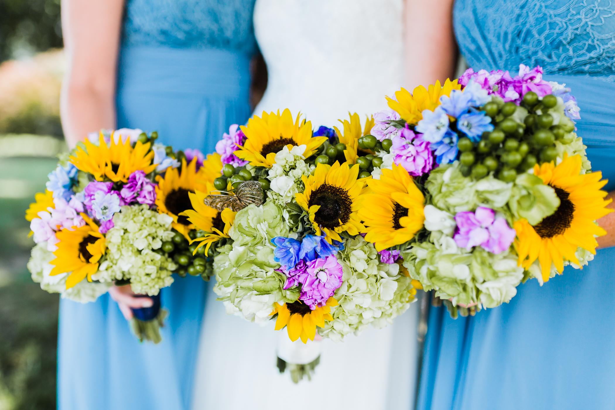 maryland summer wedding - md wedding photographer and cinematographer - husband and wife team