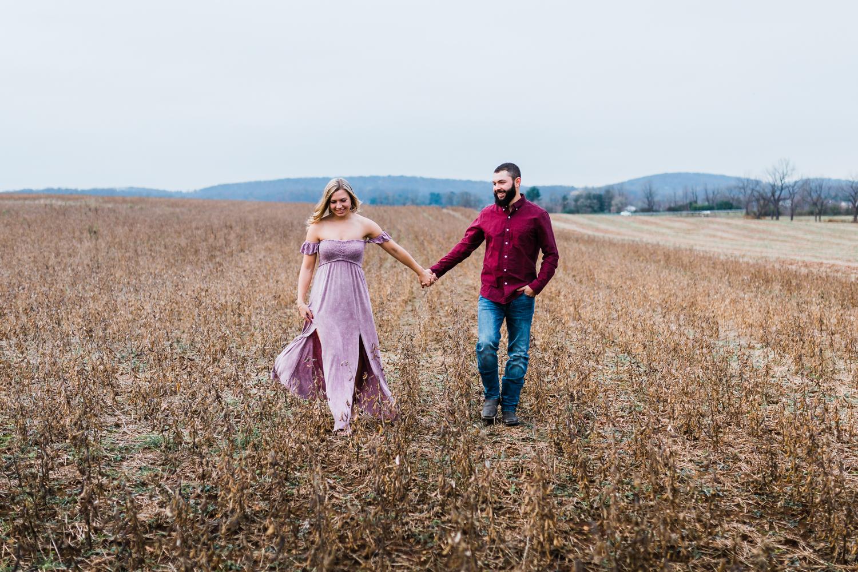 Frederick, Maryland engagement and wedding photographer