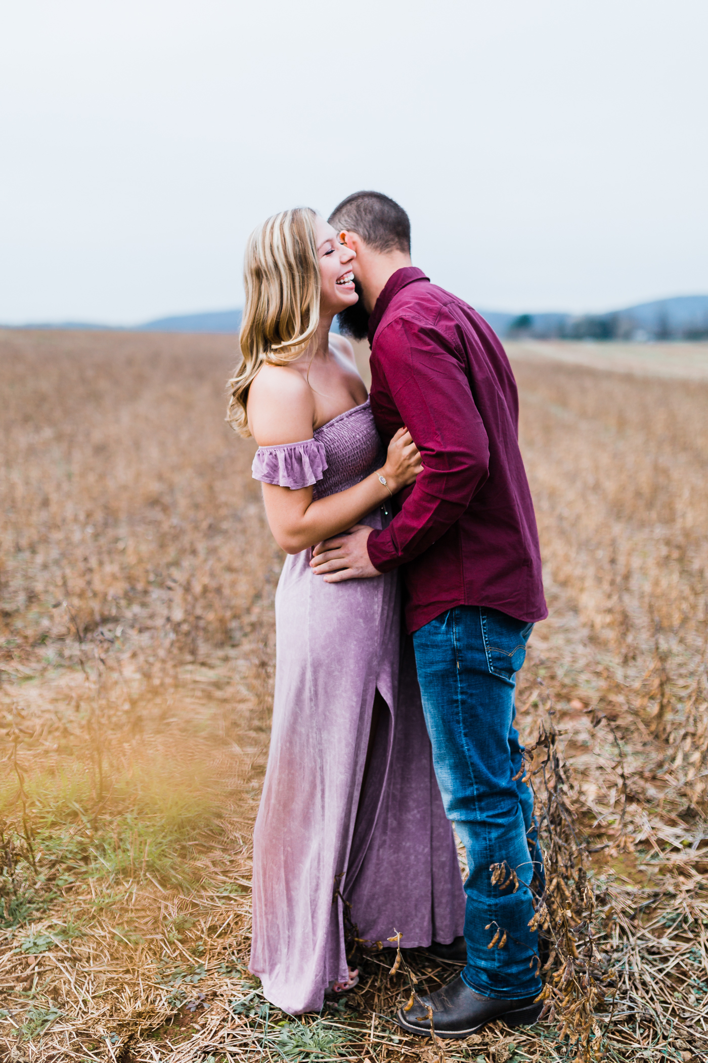 maryland engagement photographer - husband and wife team