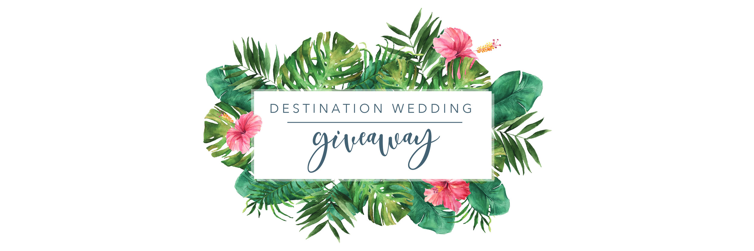 Destination Wedding Giveaway - Maryland, DC, Virginia
