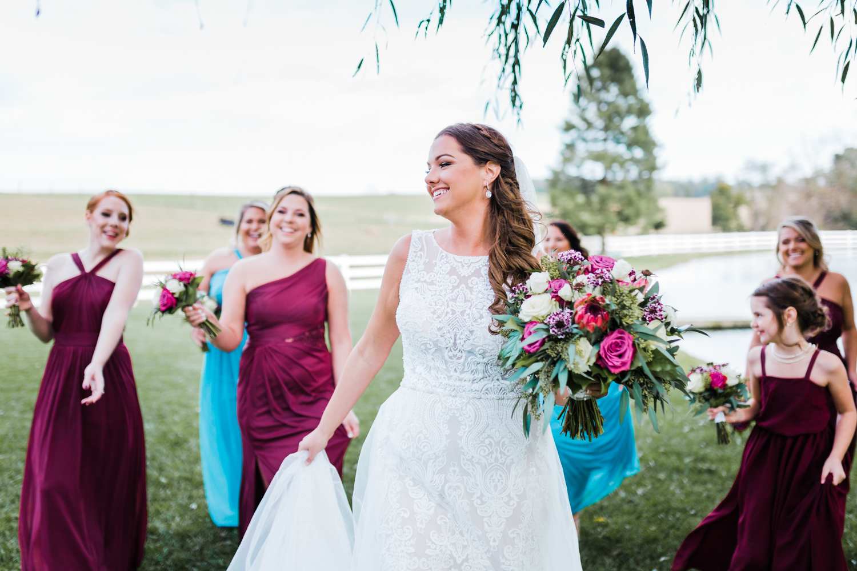 Maryland wedding photographers that capture real emotion - candid wedding photography in Maryland