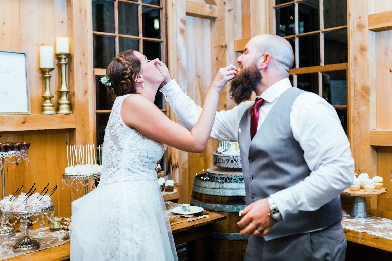 Rustic themed wedding Maryland - best cinematographer in DMV