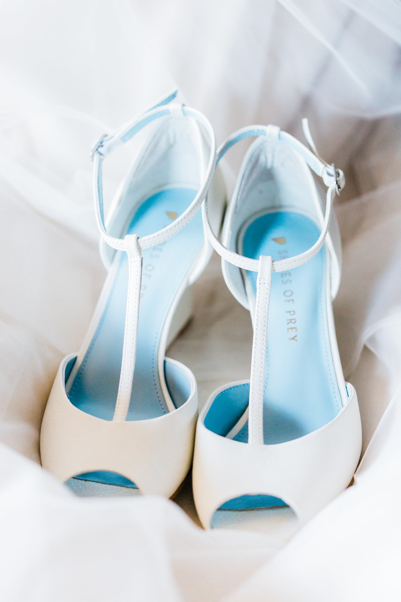 Brides wedding shoes - top rated videography in MD