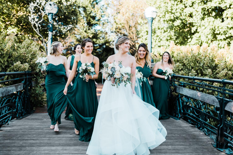 Fall weddings in Maryland - fall wedding color inspo
