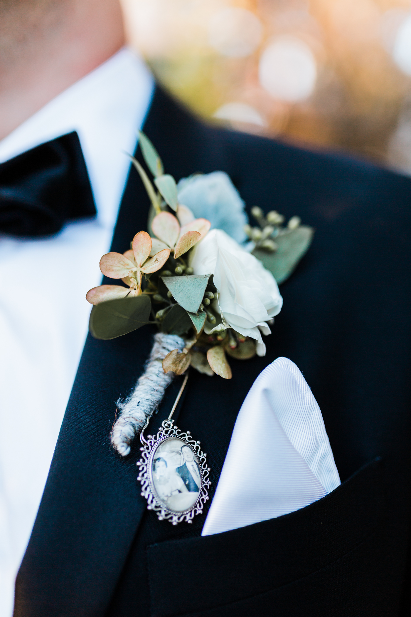 sentimental groom details - accessories for the groom - Maryland wedding inspiration - best wedding photographer in Maryland