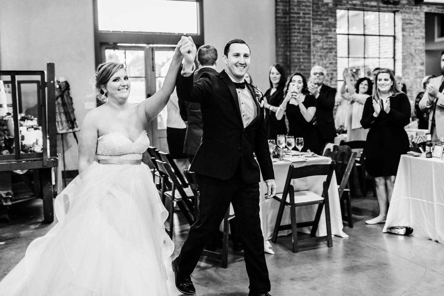 wedding reception into ideas - mcclintock distilling
