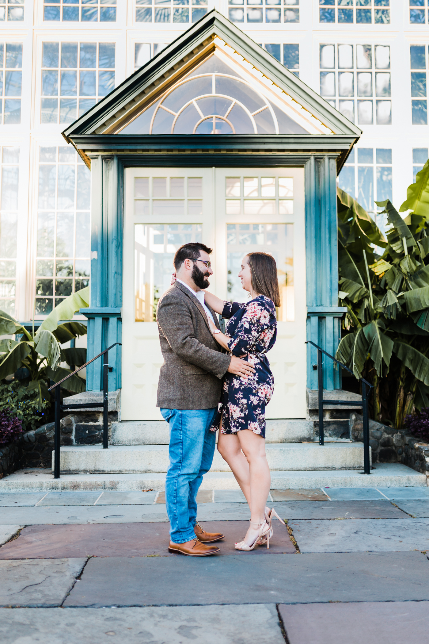 adorable couple engagement photos - top rated authentic photographer in Maryland