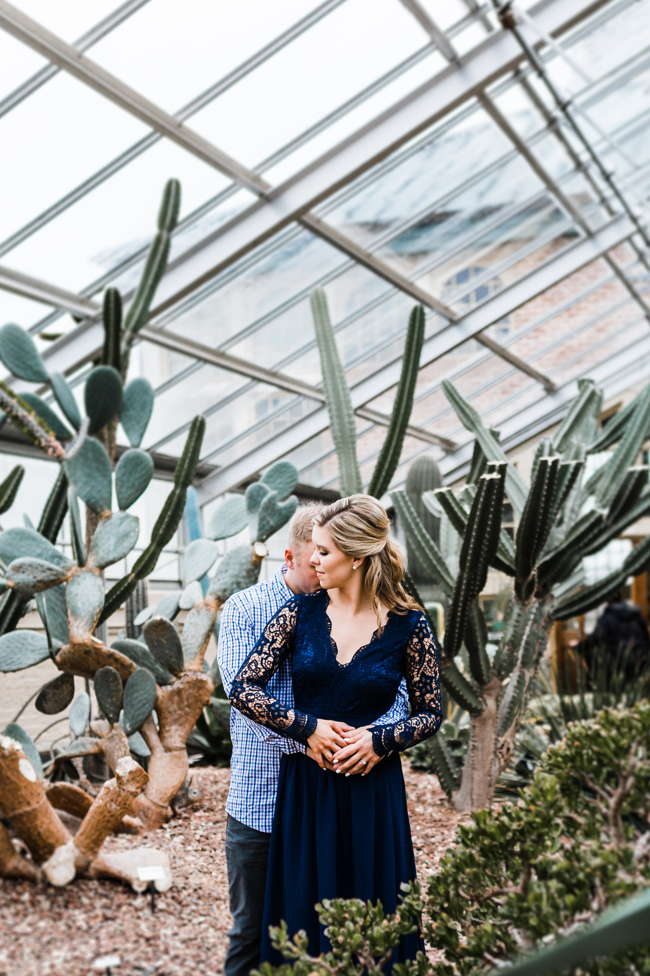Rawling Conservatory in Baltimore Maryland - best husband and wife photography team in MD