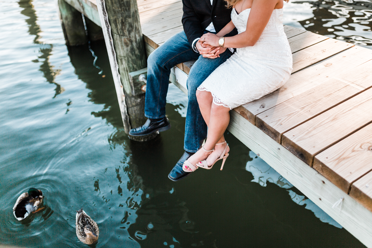 Annapolis engagement session inspiration - best wedding photographer and cinematographer in Maryland