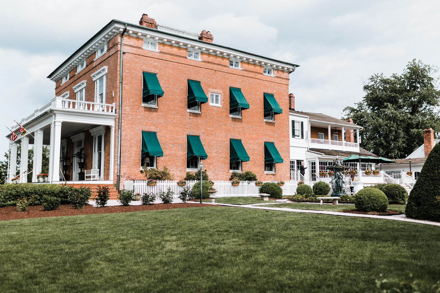 antrim 1844 hotel in Carroll County, Maryland - best wedding venues in Maryland