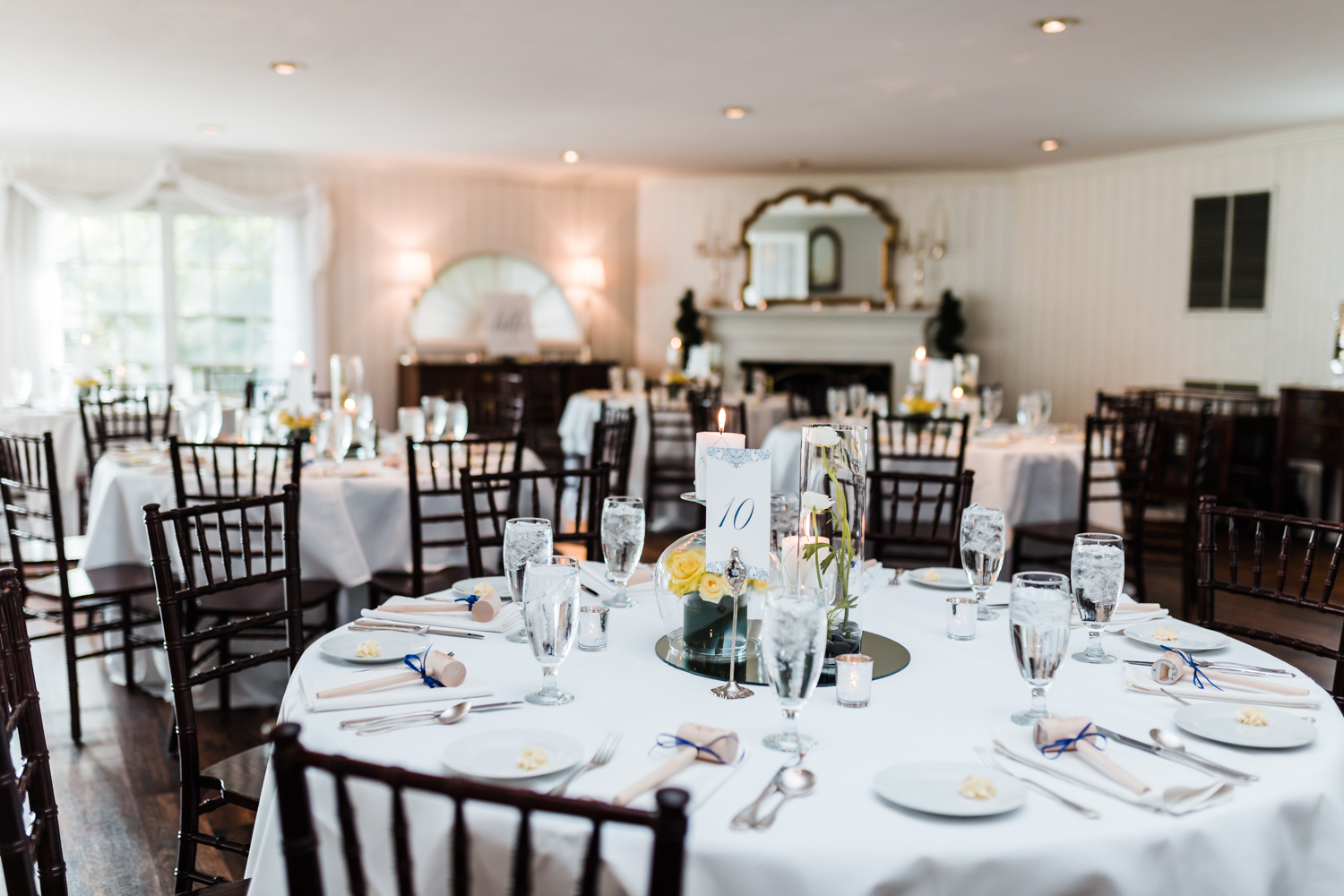 beautiful reception spaces for wedding in Maryland near Carroll County, MD